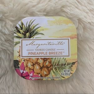 Yankee Candle Margaritaville Pineapple Candle
